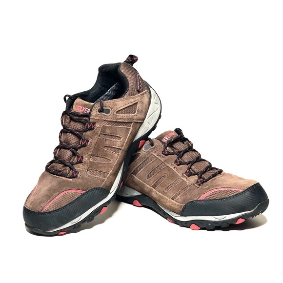 Muir Trail Waterproof Hiking Boots Euc